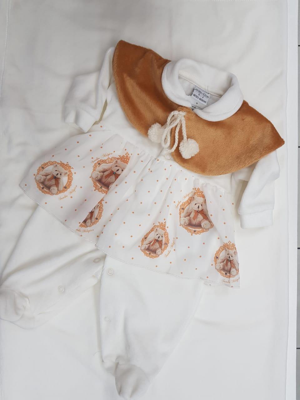 Saída de Maternidade Feminina Sonho Mágico
