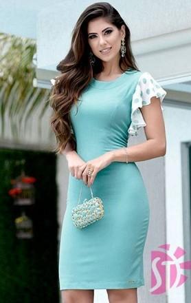 1746e8833 moda+evangelica+vestido+tubinho+com+coletePágina 3Moda e Vestidos ...
