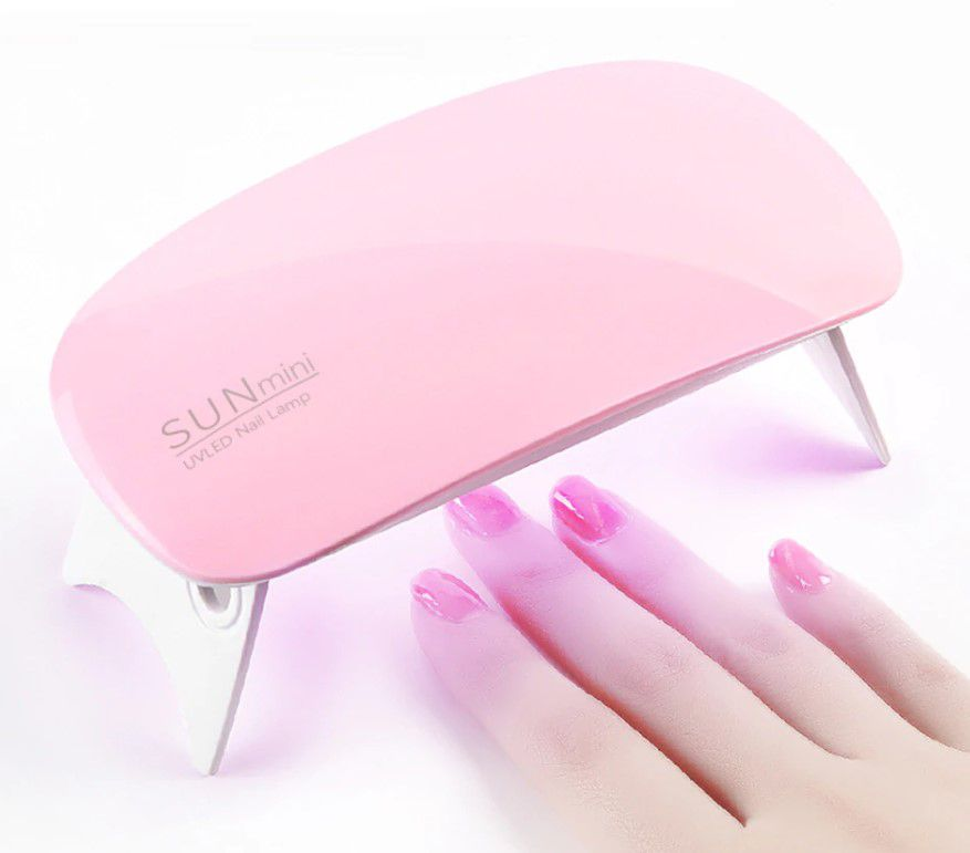 cabine uv led kit unhas gel poligel polygel