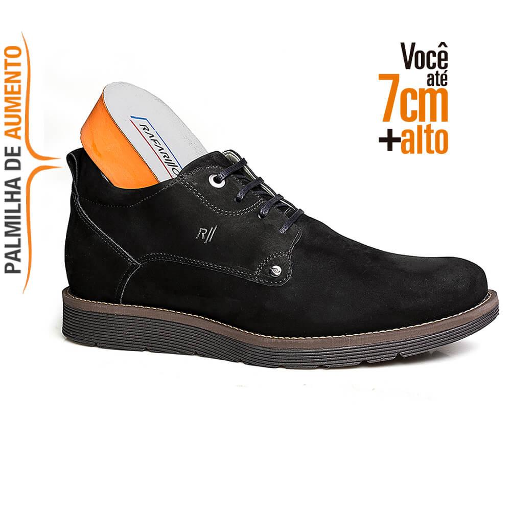 8aa9cef694 Sapato Casual Hoover Alth Rafarillo - 5905-03 - Calçados Baratos ...