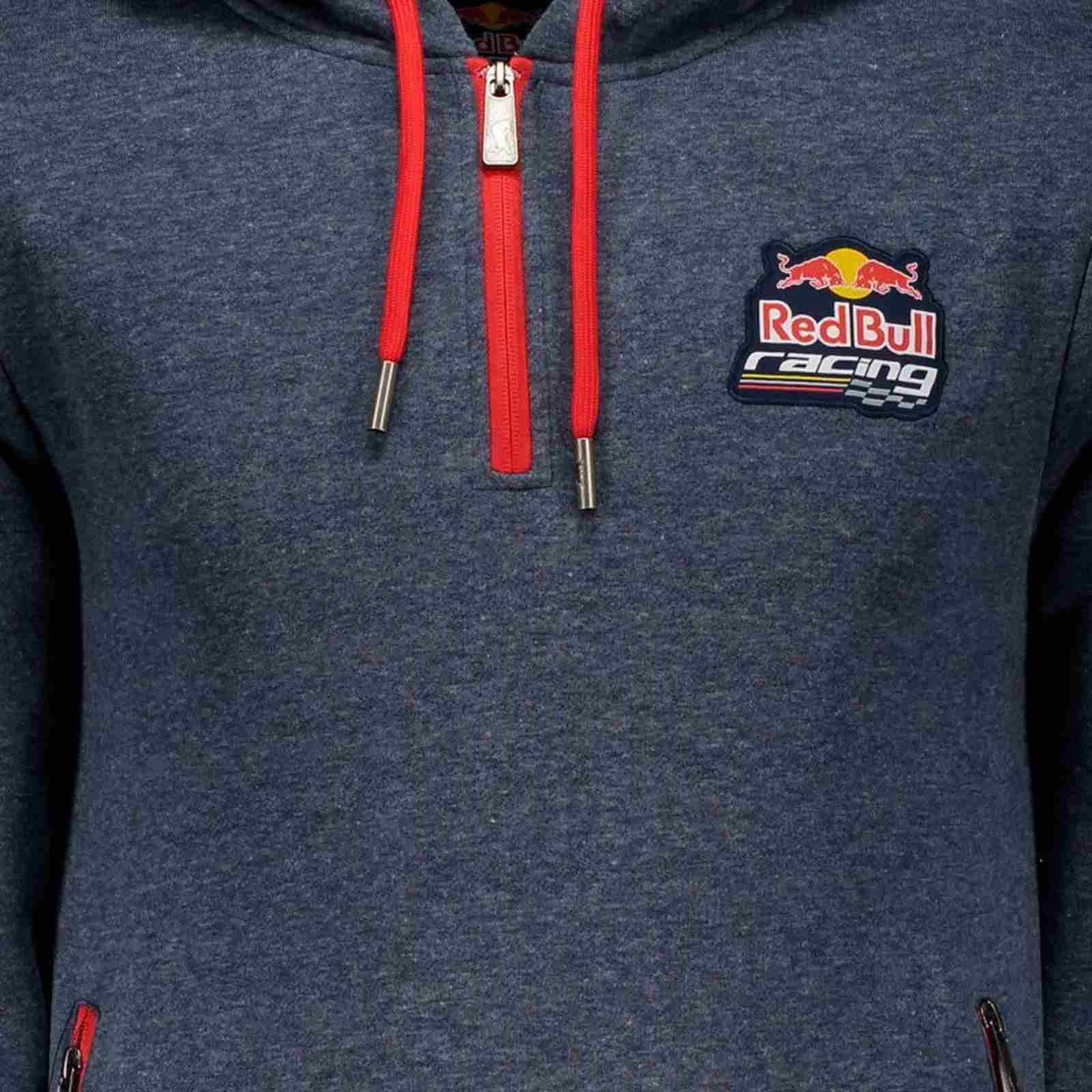 Blusa Masculina Red Bull Racing Moletom Qualidade Inverno