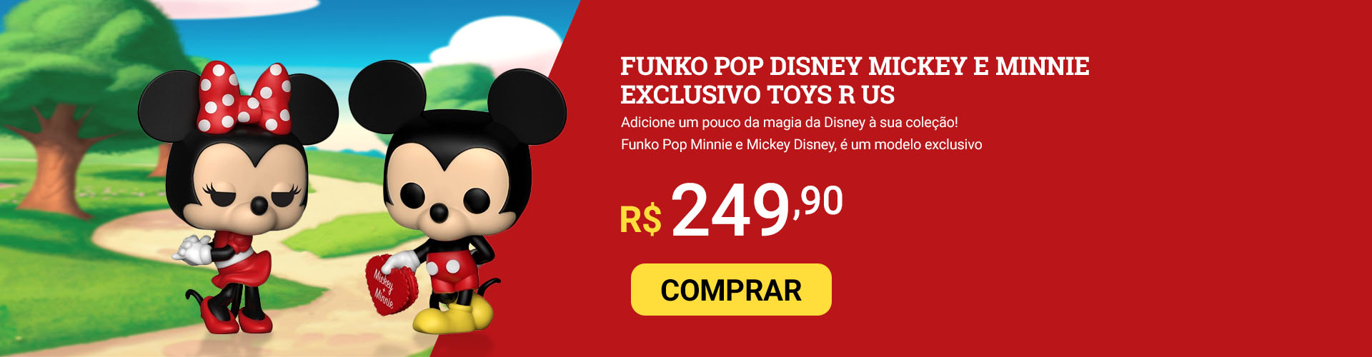 SuperOff - Funko Pop Disney