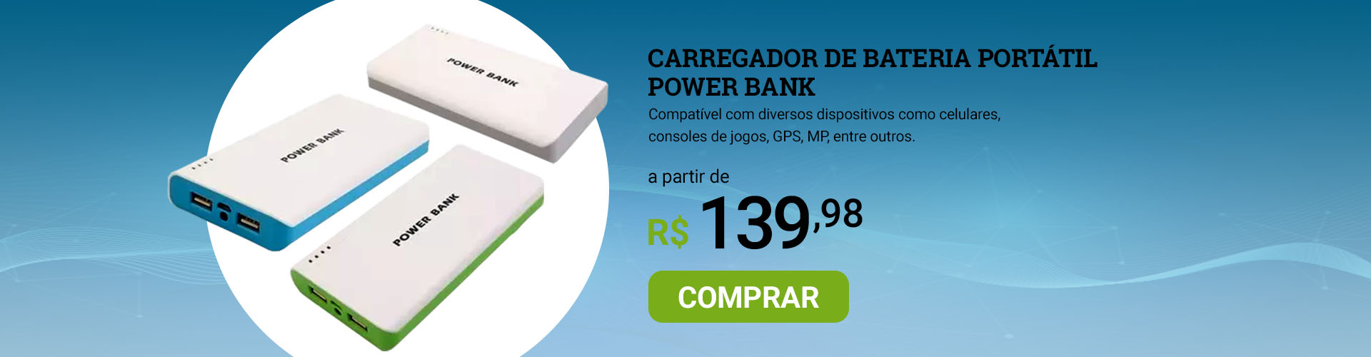 superoff - power bank