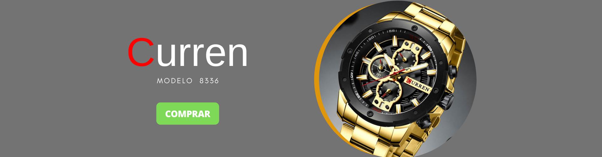 SuperOff - Relógio Curren
