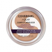 Base Anti-rugas Simply Ageless Covergirl & Olay 13 ml - Natural Beige
