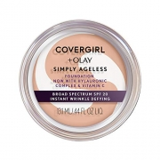 Base Anti-rugas Simply Ageless Covergirl & Olay 13 ml -  Natural Ivory
