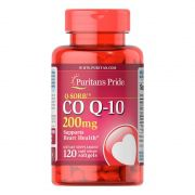 Coenzima CO Q10 200mg Puritans Pride - 120 Cápsulas