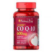 Coenzima Co Q10 600mg Puritan's Pride 60 Capsulas - Importado