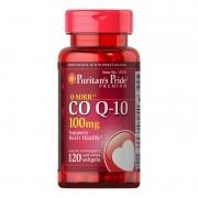 Coenzima Coq10 100mg Puritans Pride - 120 Softgels