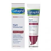 Creme Hidratante Noturno para Alivio da Vermelhidão Cetaphil - 50g