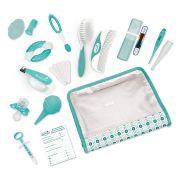 Estojo de Cuidados com a saúde do bebê Summer Infant Azul - 21 itens