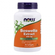 Extrato de Boswellia 500mg Now Foods - 90 Softgels