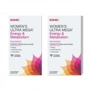 Gnc Women Ultra Mega Energy Multivitamínico Feminino - 180 Cápsulas