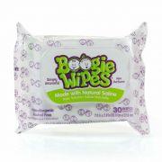 Lenços Umedecidos Boogie Wipes sem Fragrância – 30 unidades