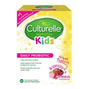 Probiótico Pediátrico Culturelle Kids 5 Bilhões - 60 Tabletes