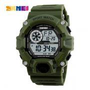 Relógio Masculino Skmei 1019 Esportivo Militar - Original