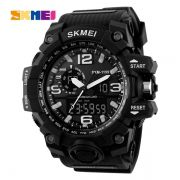 Relógio Masculino Skmei Modelo SK1155 - Preto