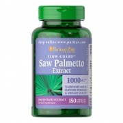Saw Palmetto Extrato 250mg 1000mg – 180 Softgels