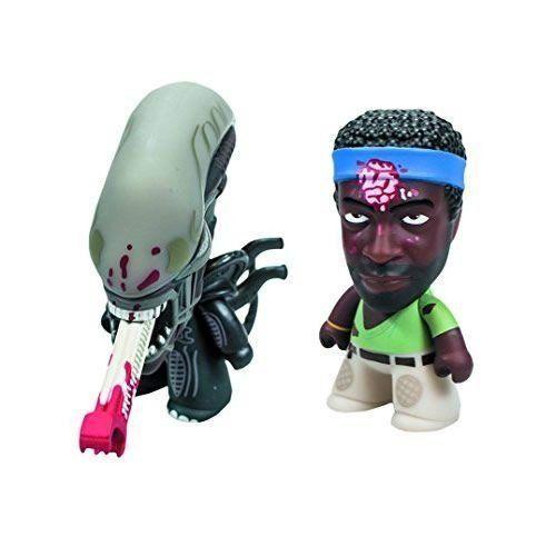 Bonecos Alien The Nostromo Collection Big Chap Vs Parker