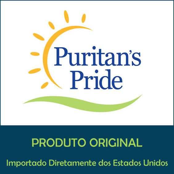 5-HTP 100mg Griffonia Simplicifolia - Puritans Pride 60 Caps - Importado