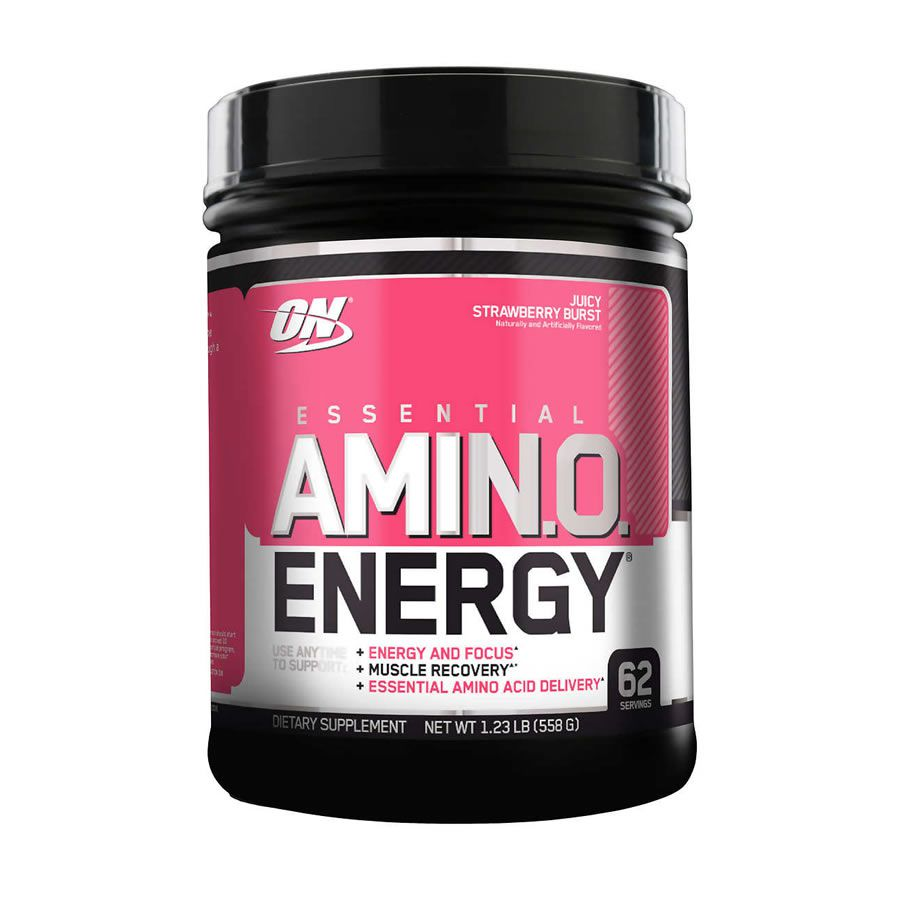 Amino Energy Essential Optimum Nutrition 558g Morando - 62 Doses