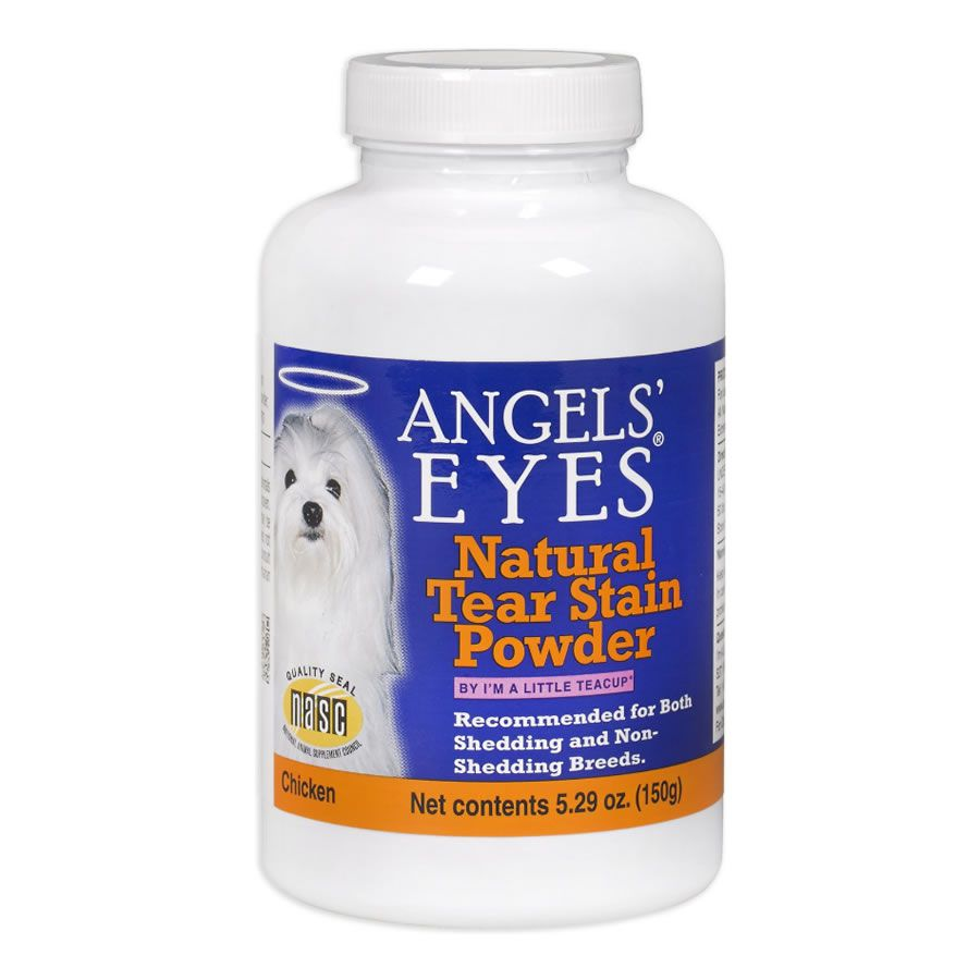 Angels Eyes Natural Cães Elimina Mancha de Lágrimas Sabor Frango - 150g