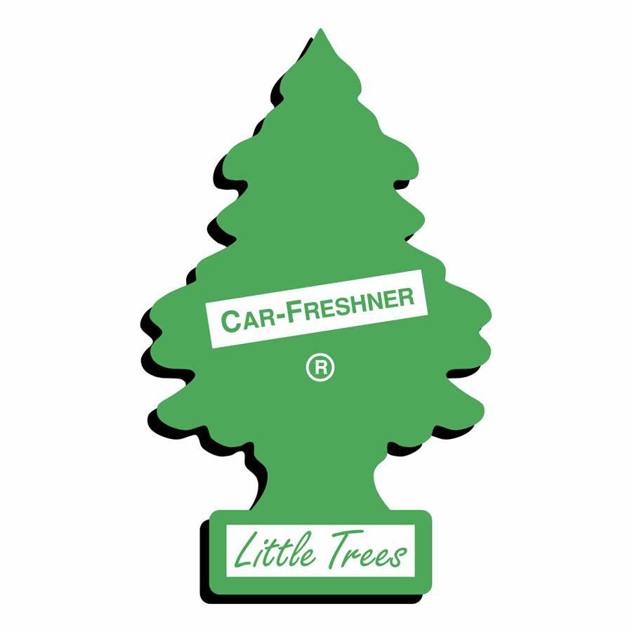 Aromatizante Little Tree Kit Especial com os Mais Vendidos - 10 Unidades