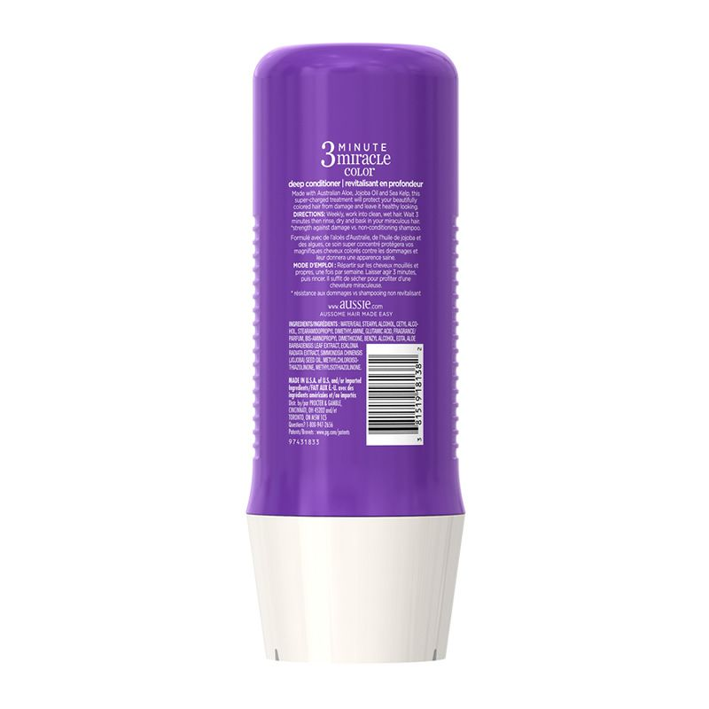 Aussie Tratamento 3 Minute Miracle Color - 236ml