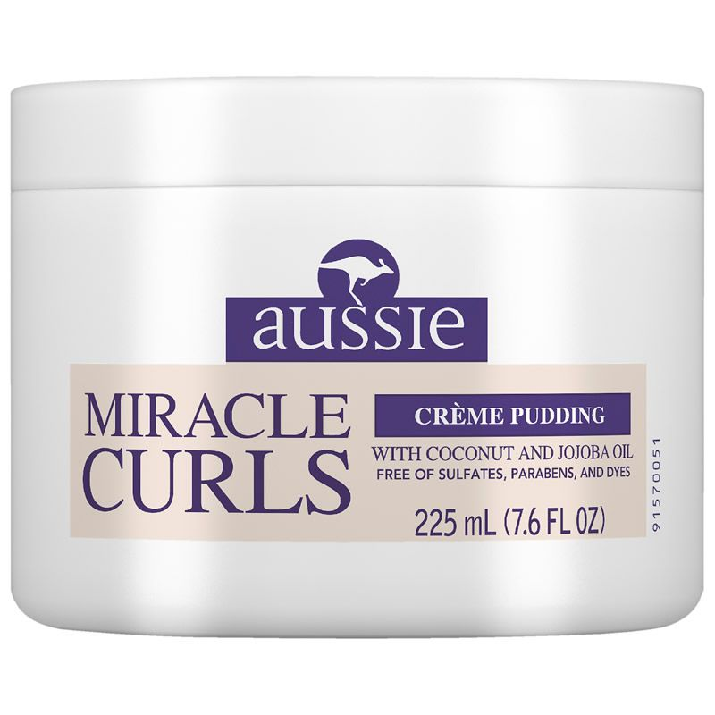 Aussie Tratamento Creme Miracle Curls Leave-In Pudding - 225ml