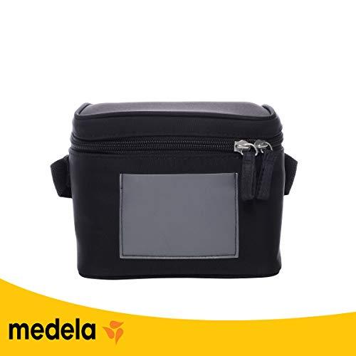 Bolsa Refrigeração e Transporte de Leite Materno 4 Frascos 150ml e Cooler Medela