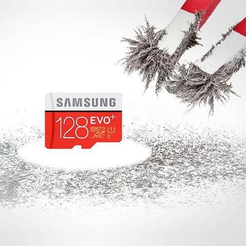 Cartão Micro Sdxc Samsung Evo Plus 128 Gb 80mb/s Uhs1 - Original