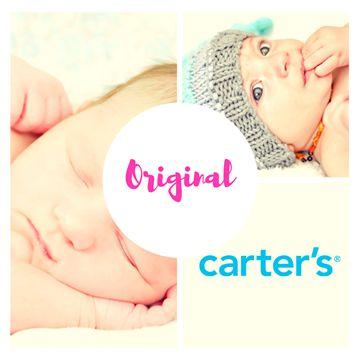 Roupas de Bebê Carters Body Manga Curta - Kit 5