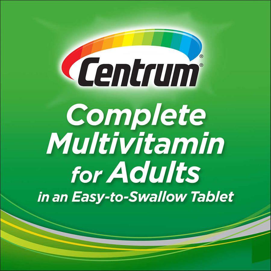 Centrum Multivitaminico 425 Tabletes (365 + 60)
