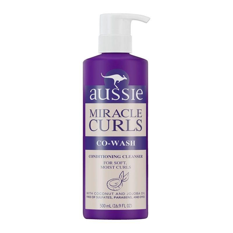 Condicionador Aussie Miracle Curls Cleanser Co-Wash - 500ml