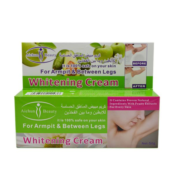 Creme Aichun Beauty Clareamento De Partes Íntimas 50 Mg