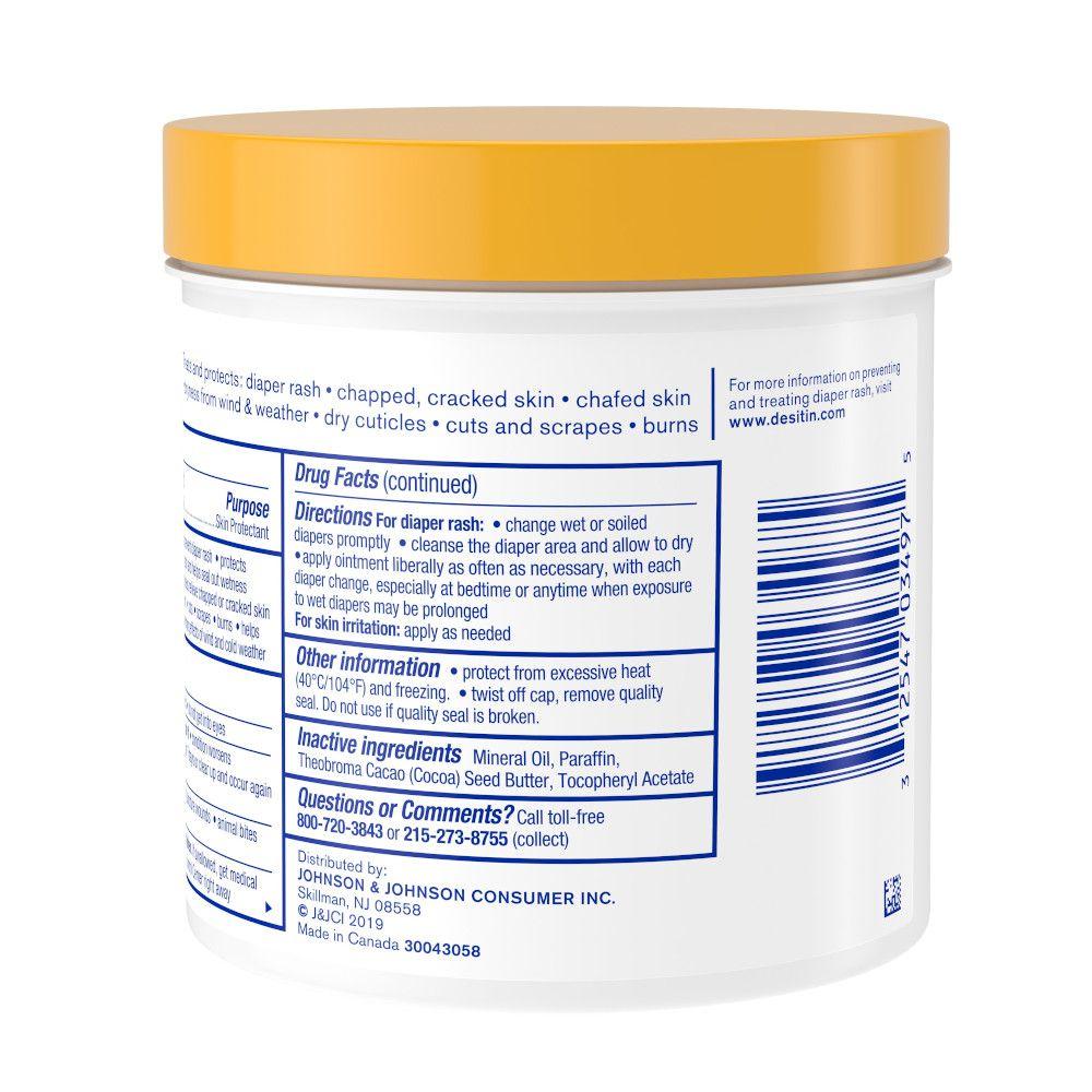 Creme Desitin Amarelo Multipurpose - 397g