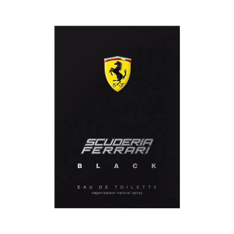Ferrari Black Eau De Toilette Spray Scuderia Ferrari - 40ml