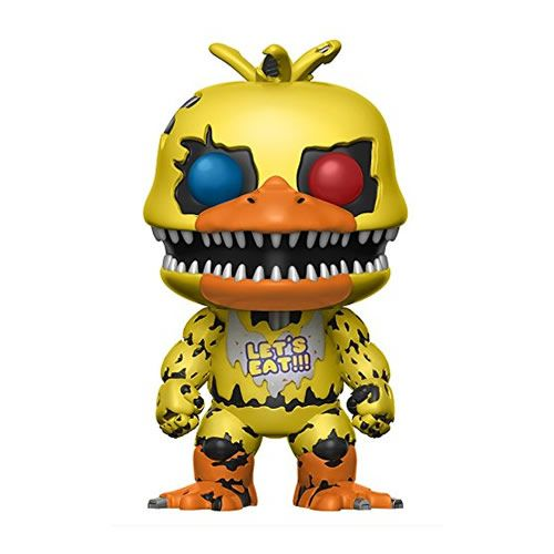 Funko Pop Five Nights At Freddys - Nightmare Chica #216