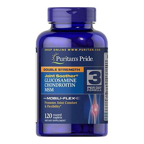 Glucosamina Puritans Pride 120 Cápsulas