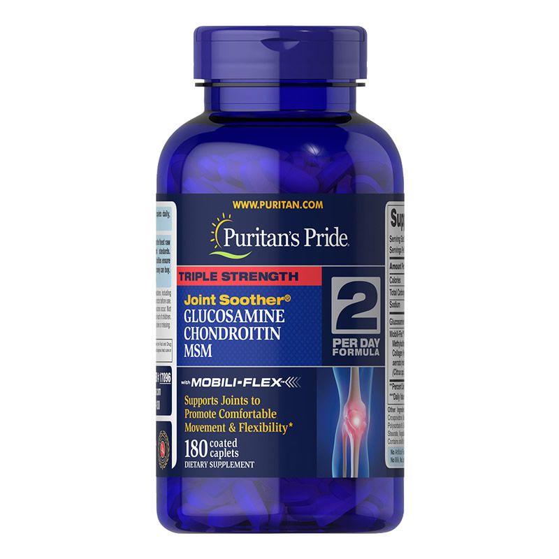 Glucosamina Puritans Pride - 180 Capsulas