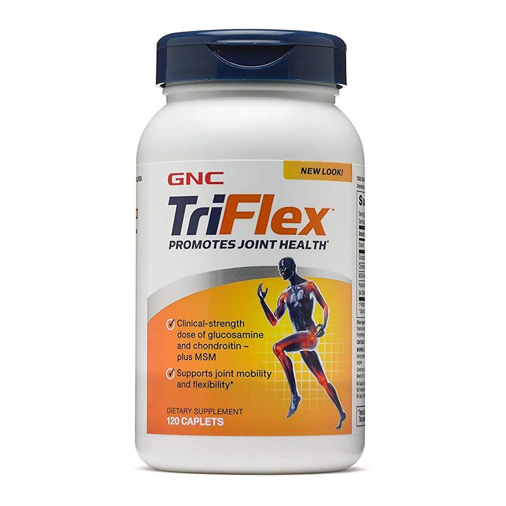 Gnc Triflex Ação Rápida - 120 Cápsulas