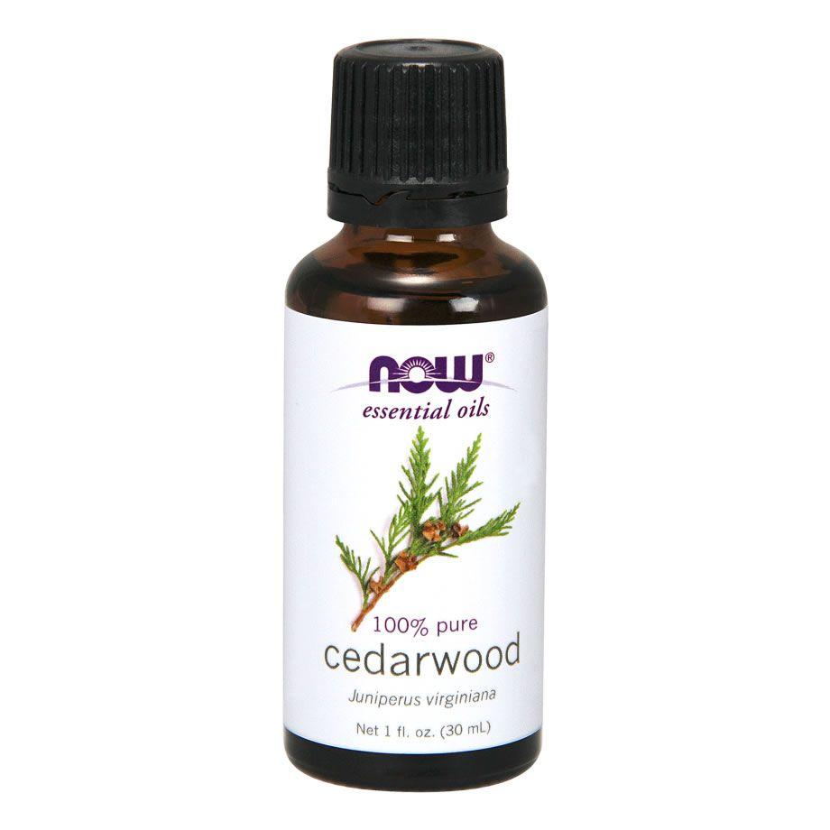 Óleo Essencial Cedro (cedarwood) Now Food - 30ml