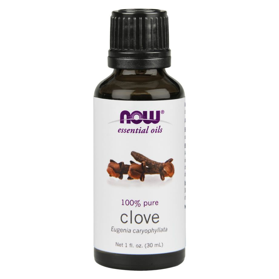 Óleo Essencial Cravo da Índia (Clove) Now Food - 30ml