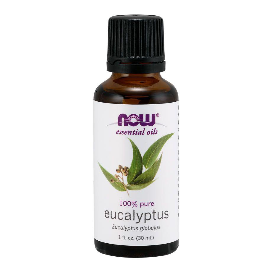 Óleo Essencial Eucalipto (Eucalyptus Globulus) Now Food - 30ml