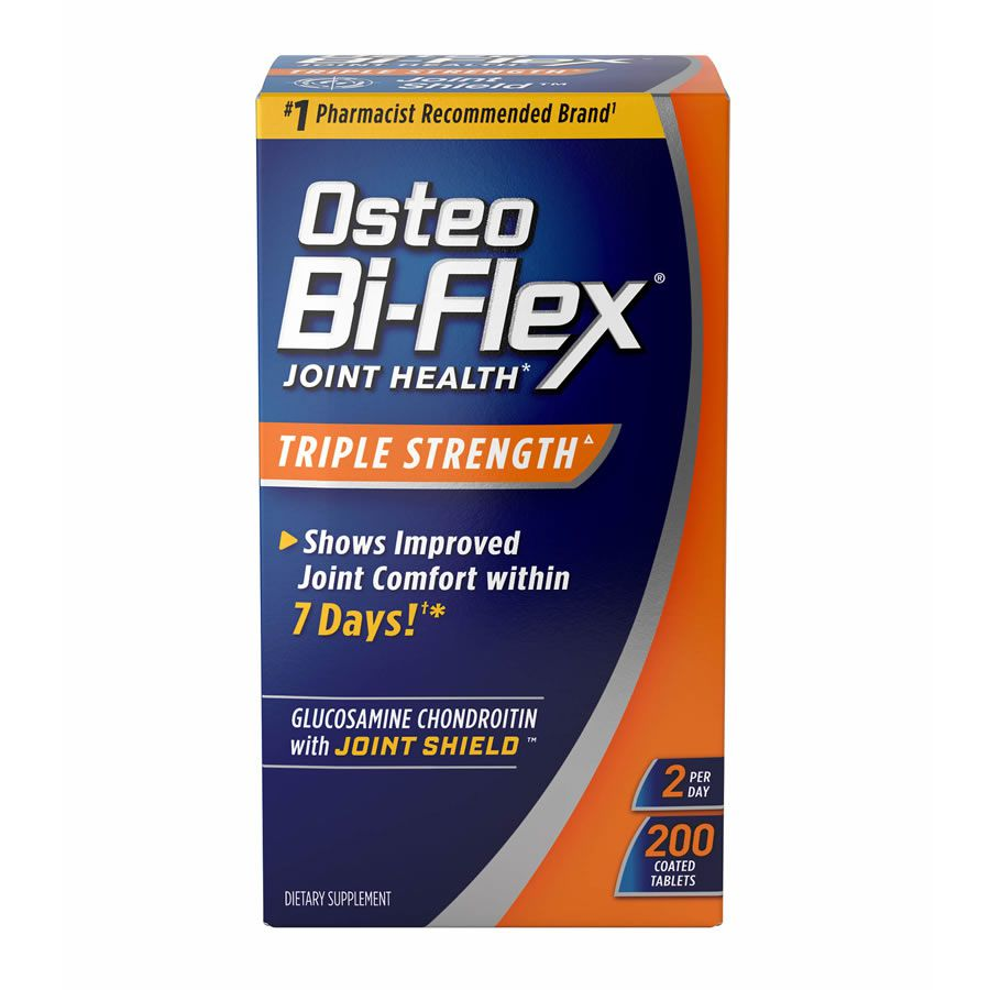 Osteo Bi-Flex Triple Strength - 200 Tabletes