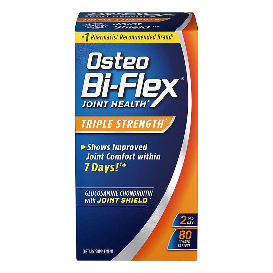 Osteo Bi-Flex Triple Strength - 80 Tabletes