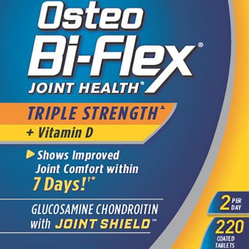 Osteo Bi-Flex Triple Strength com Vitamina D - 220 Cápsulas