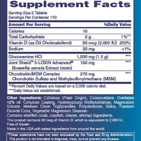 Osteo Bi-Flex Triple Strength com Vitamina D - 220 Cápsulas
