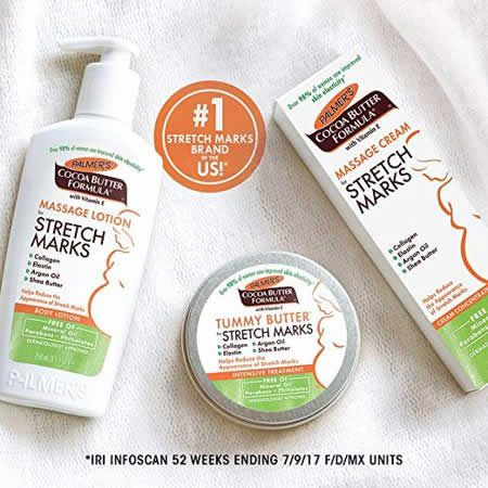 Palmers Cocoa Butter Stretch Mark Kit Completo Para Grávidas