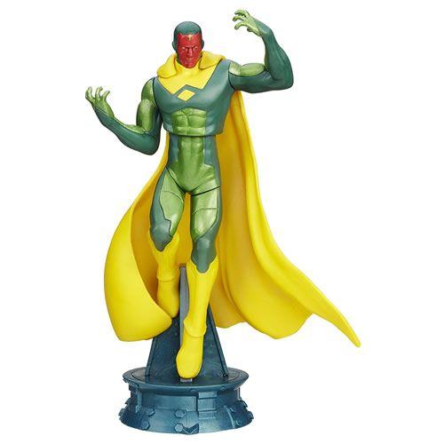 Playmation Marvel Avengers Marvel's Vision Smart Figure